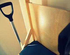 Pilates High Chair by Gratz